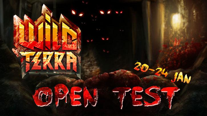 Wild Terra: Open Test Starts Today!