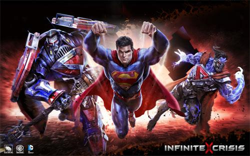 The Varied Superman's in Infinite Crisis