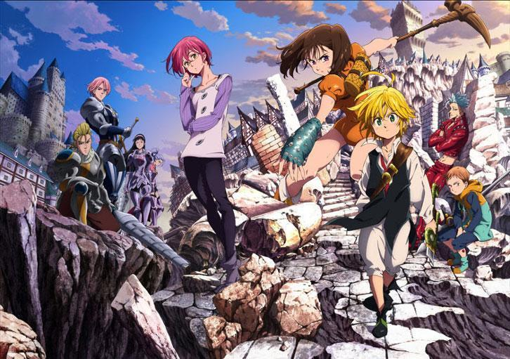 The Seven Deadly Sins Are Here To Save Midgard in Crystal of Re:union