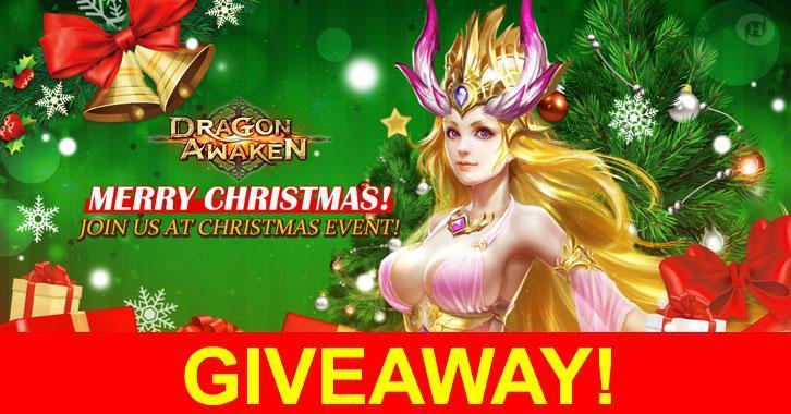 Dragon Awaken's Christmas Giveaway