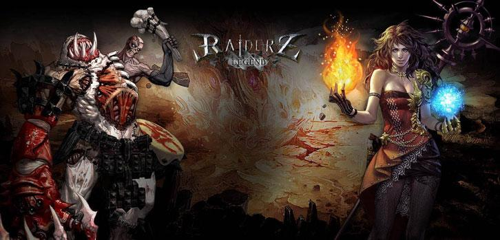 RaiderZ Legend: Bringing Back the Fun Raiderz Days