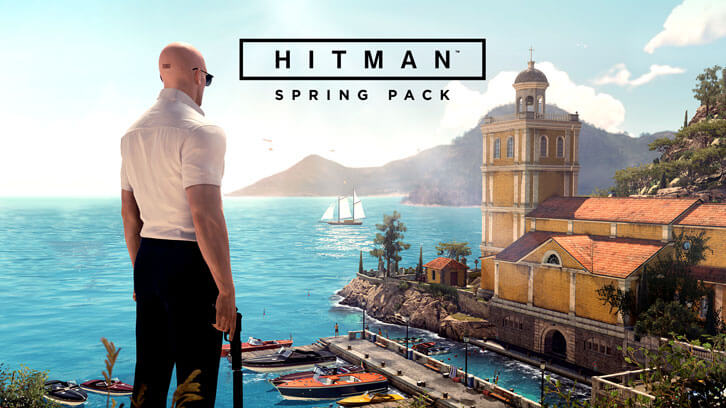 Hitman Spring Pack is Free to Download Until April 3rd