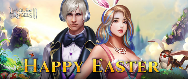 League of Angels 2 Easter Event Going On Now