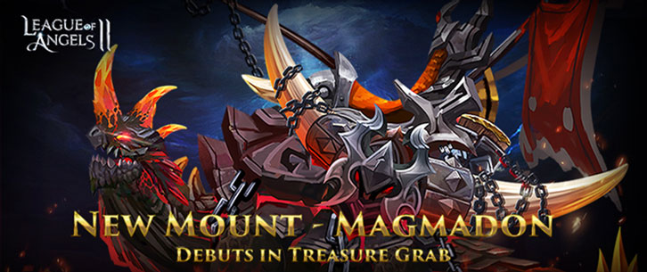 League of Angels II Releases a Hot-New Mount