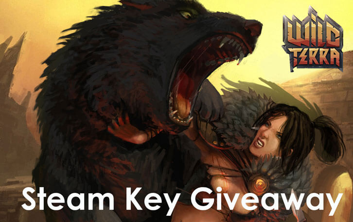 Wild Terra Online Giveaway: 200 Steam Keys to be Claimed!