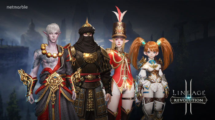 """Lineage 2: Revolution """"Magnadin"""" Update Launches Today"""