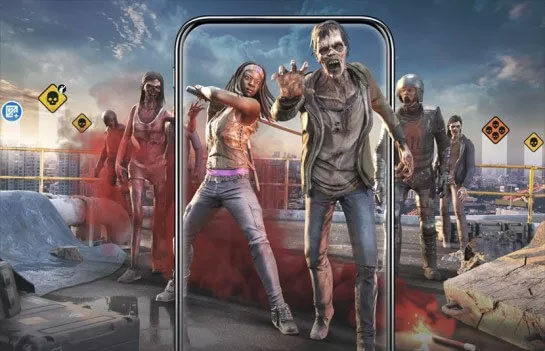 The Walking Dead Augmented Reality Game Coming July 12th, 2018