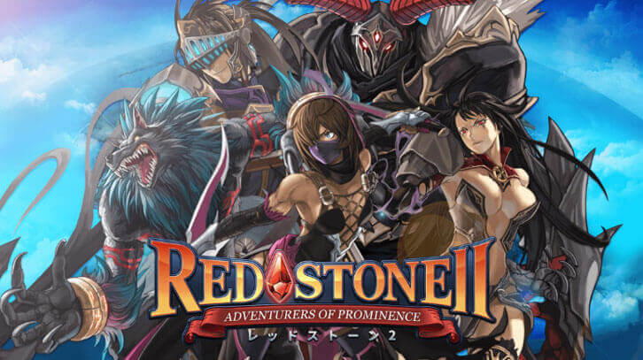Red Stone 2 Launches on iOS & Google Play!