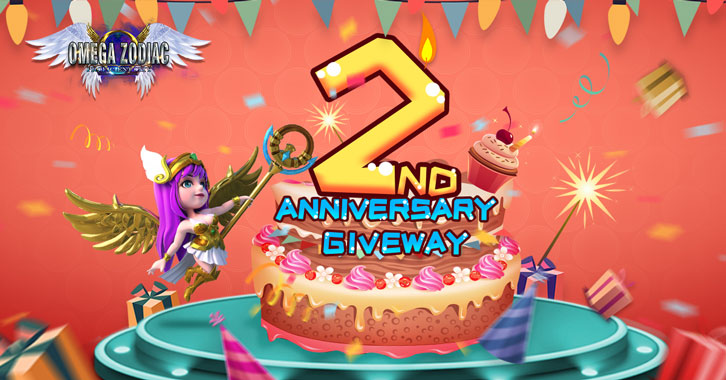Omega Zodiac Second Anniversary Giveaway