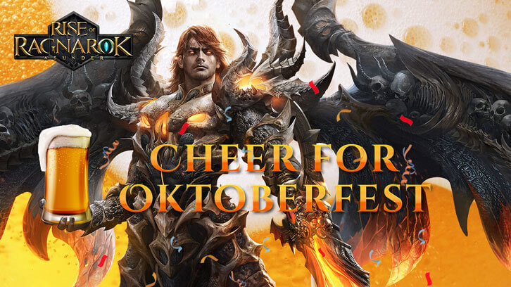Rise of Ragnarok Launches New Brew Festival