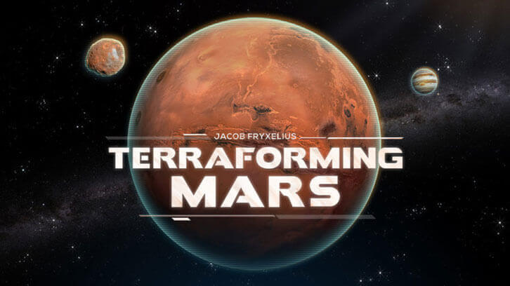 Terraforming Mars Available Now on Steam