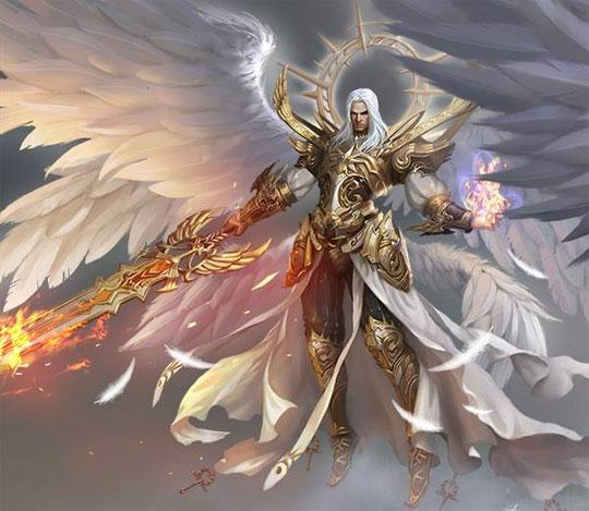 Use the Power of an Angel in your Battles