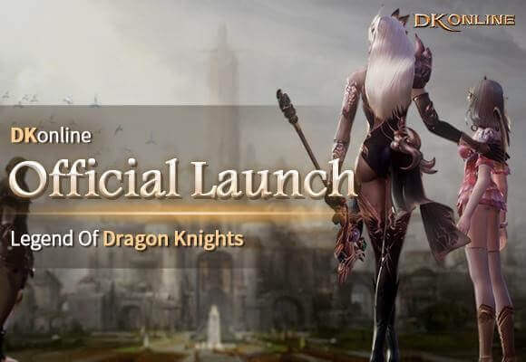 Masangsoft Launched Free-to-Play MMORPG, DK Online Global, on Steam