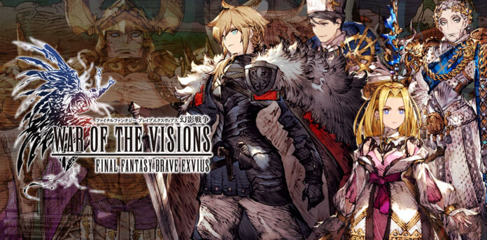 War of the Visions Final Fantasy Brave Exvius Announced at E3 by Square Enix
