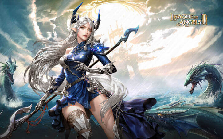 League of Angels III Officially Launches on R2 Games