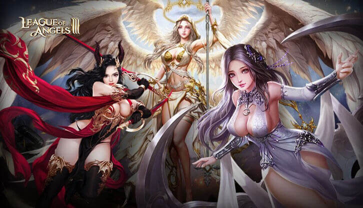 """League of Angels Celebrates Its First Anniversary With a Big """"Thank You!"""" to Loyal Fans Across the Globe"""
