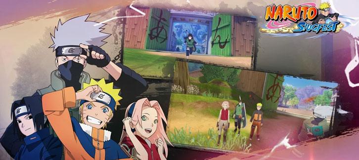 GameSamba Announces Upcoming Mobile Game, Naruto Slugfest