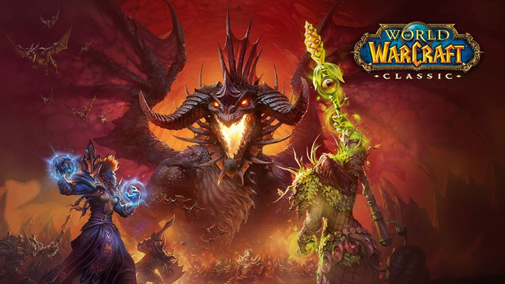 World of Warcraft Classic's Legacy Servers Goes Live!