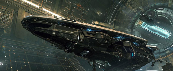Elite Dangerous Introduces a New Starter Experience