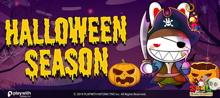 Spooktacular Events Arrive at Seal Online for Halloween