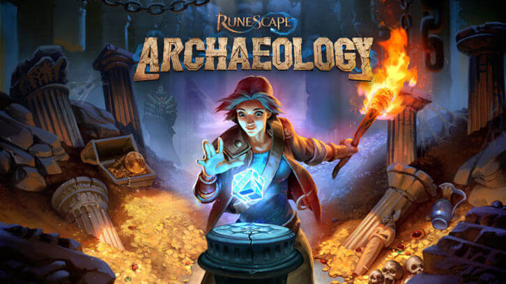 RuneScape's powerful new skill Archaeology launches today