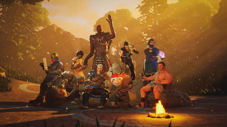 Meet Your Companions In Gato Salvaje's Upcoming Time Travelling RPG, The Waylanders