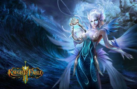 Deceitful Beauty: The Power of a Siren in Knight's Fable