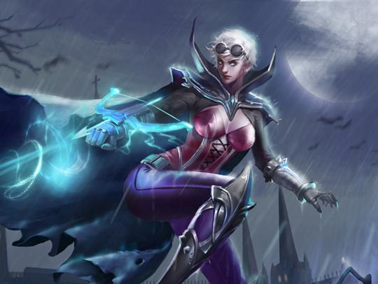 The Awesome Soul Reaper in Magerealm