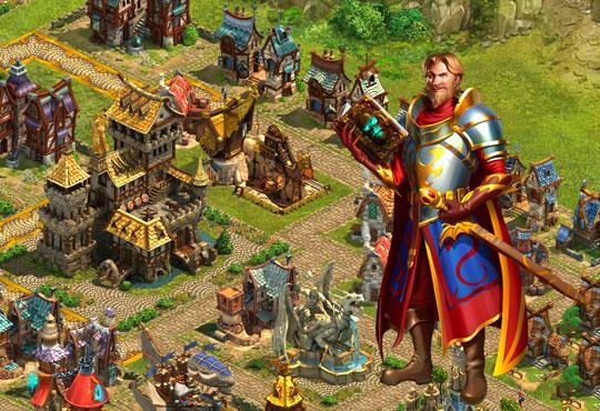 Build your Empire in Elvenar