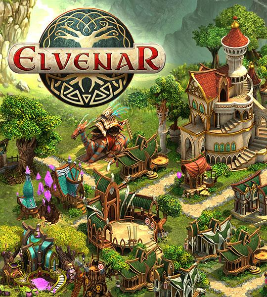 Build your Kingdom in Elvenar
