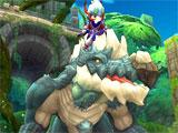 Dragomon Hunter: Dragon mount