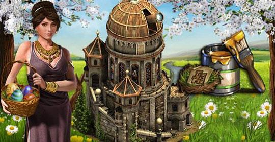 Go Egg Hunting in Forge of Empires