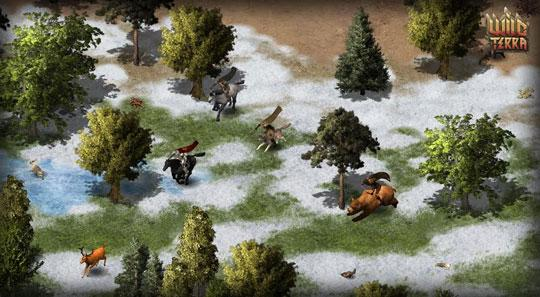 Wild Terra: New Cloaks and Mount Breeds