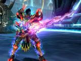 Well-designed armor in Dragona Online