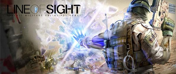 Line of Sight - Enjoy this innovative shooter game that's quite unlike any other.