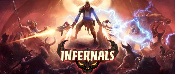 Infernals: Heroes of Hell - Play this exciting RPG in which you'll get to take control of your very own squad of heroes.