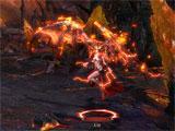 Dragon Awaken intense battle