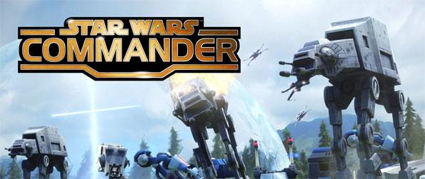 Star Wars Commander - Build your own base and fight the forces of Jabba the Hut in Star Wars: Commander.