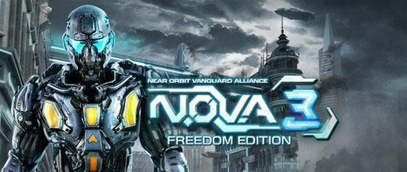 N.O.V.A. 3: Freedom Edition - Immerse yourself in this spectacular sci-fi game that'll take you on an unforgettable adventure.