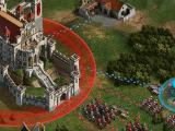 Laying siege to a city in Gods and Glory: War for Throne