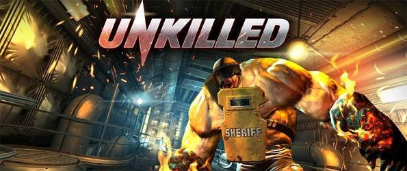 Unkilled - Save the world from the zombie apocalypse that's rampaging through New York in Unkilled!