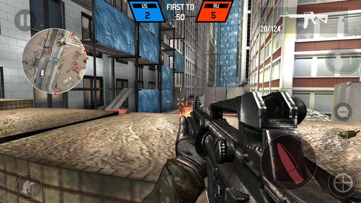 Bullet Force cheats codes