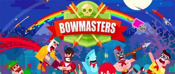 Bowmasters - Demonstrate your marksmanship in this epic game that'll have you completely hooked.