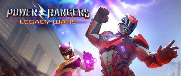 Power Rangers: Legacy Wars - Immerse yourself in this exciting fighting game that's based off the hugely popular Power Rangers franchise.
