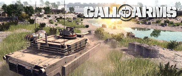 Call to Arms - A tactical planning and decision making game  that will immerse you in the world of real time battlefield command.