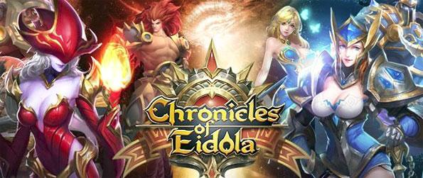 Chronicles of Eidola - Play this captivating MMORPG that's going to glue your to your screen for hours upon hours.