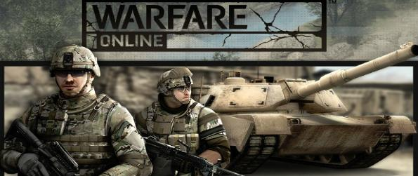 Warfare Online - From the creators of Warfare 1917 and Warfare 1944 comes Warfare Online, a real-time strategy masterpiece.