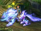 Dragon II: Spectral wolf mount