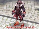 Gameplay in Ragnarok Clicker