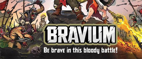 Bravium - Be a hero of your own adventure.
